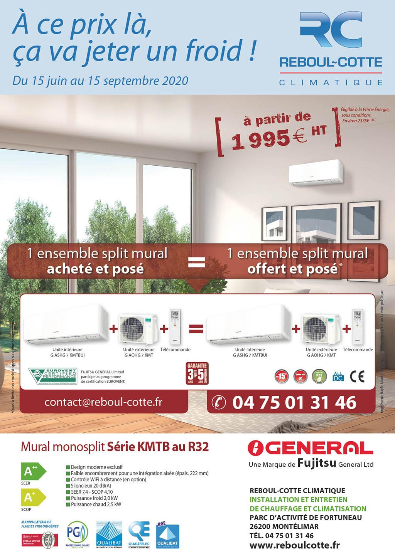 Climatisation en promo à Montélimar